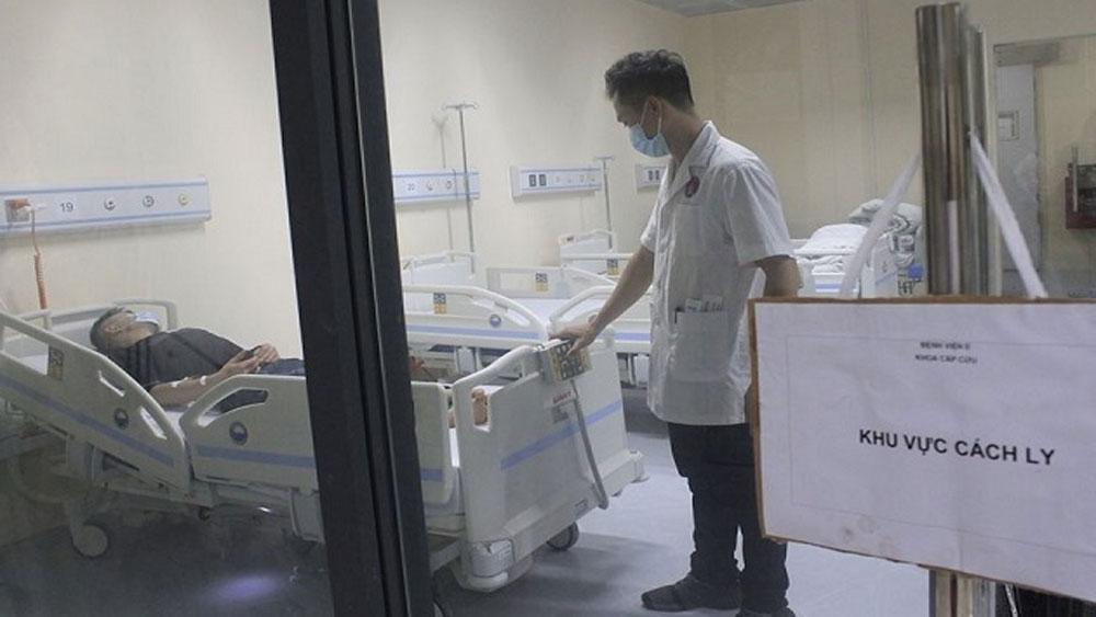 Sàng lọc nghiêm ngặt người bệnh tới khám, chữa bệnh